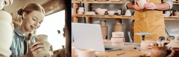 Pottery Programs are back! Registration starts Tuesday April 13