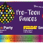 Summer Smash Pre-Teen Dance-June 5