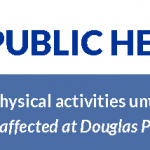 Restricted indoor group physical activities due to Health Order