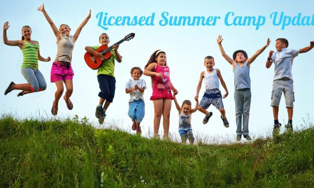 Licensed SAC Summer Daycamp 2020 (School Age)
