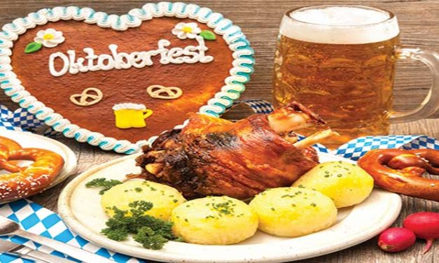 Octoberfest Dinner-Oct 15