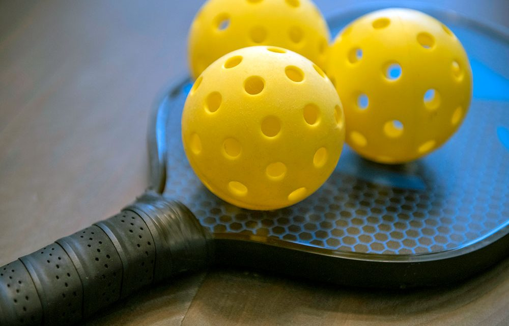 Additional Pickleball in October