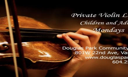 Private Violin Lessons-All Ages Mondays<br>Never to late to learn!